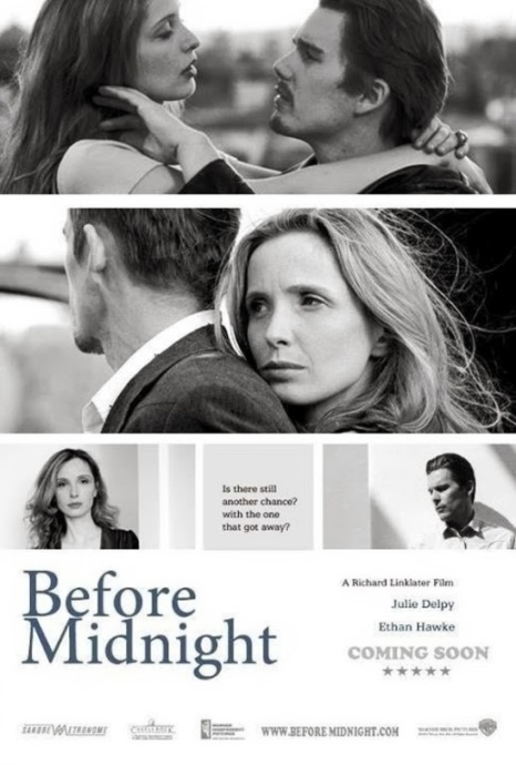 Before Midnight poster - 2